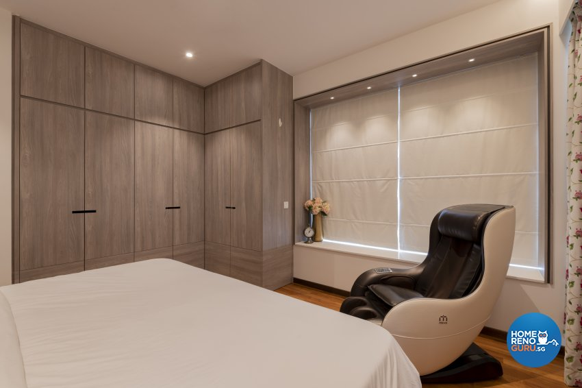 Classical, Contemporary, Modern Design - Bedroom - Condominium - Design by TKB Contractor Pte Ltd