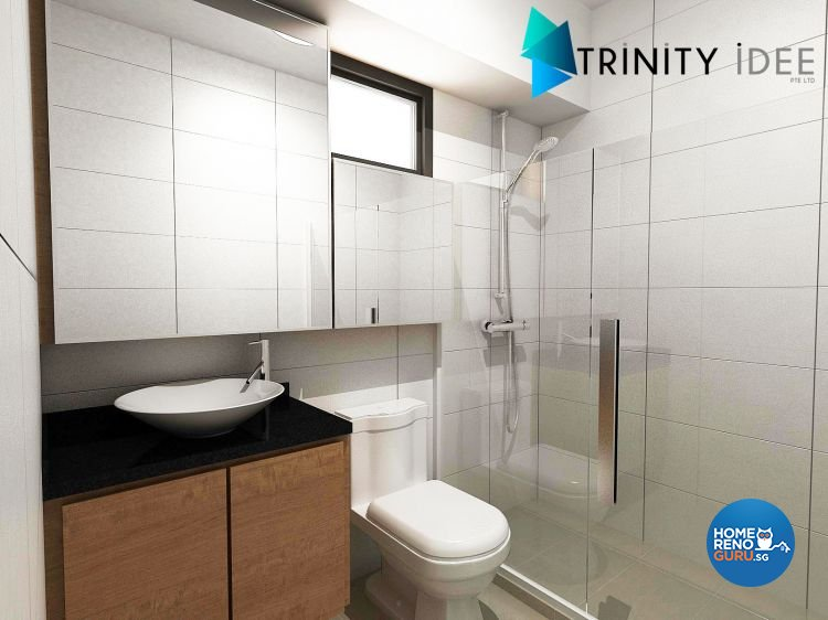 Trinity IDee Pte Ltd-Kitchen and Bathroom package