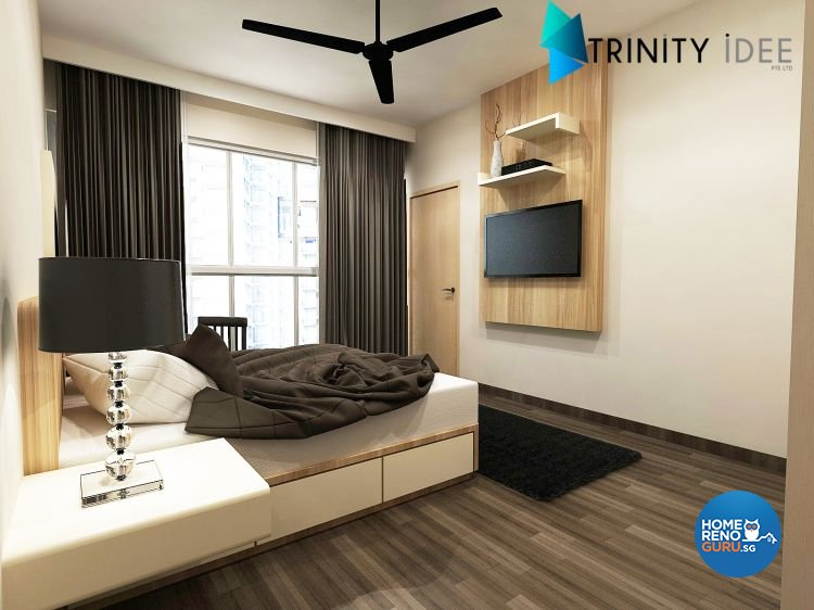Trinity IDee Pte Ltd-Condominium package
