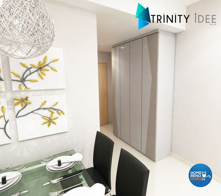 Trinity IDee Pte Ltd-HDB 5-Room package