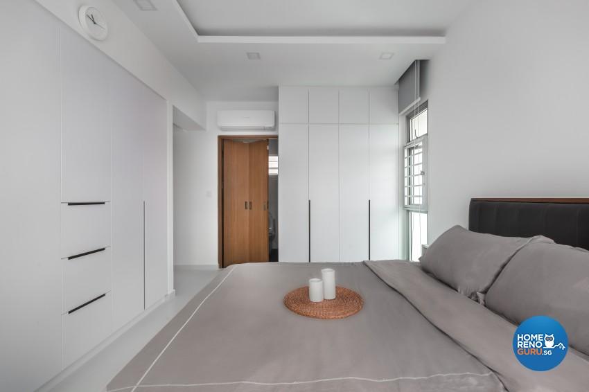 Modern Design - Bathroom - HDB 5 Room - Design by U-Home Interior Design Pte Ltd