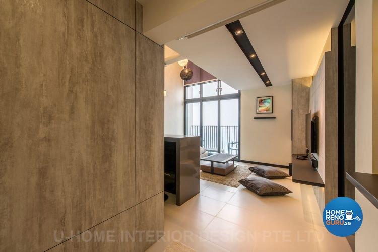 U-Home Interior Design Pte Ltd-HDB 5-Room package