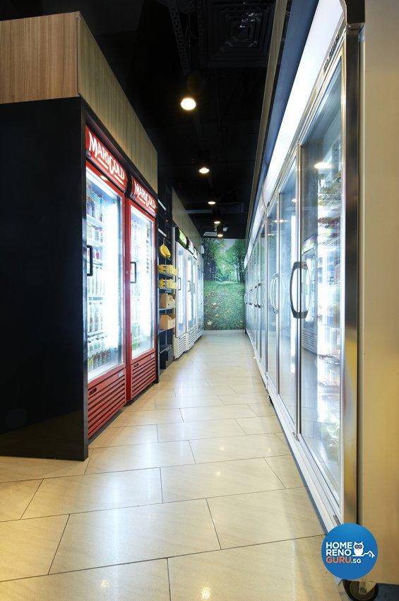 Modern Design - Commercial - Retail - Design by U-Home Interior Design Pte Ltd