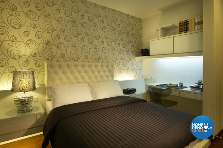 Classical, Modern Design - Bedroom - Landed House - Design by U-Home Interior Design Pte Ltd