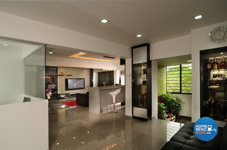Foyer Design Hdb : Hacks to impress your guests with door