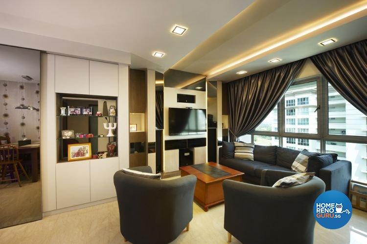 U home interior design pte ltd picture for Home decorations ltd