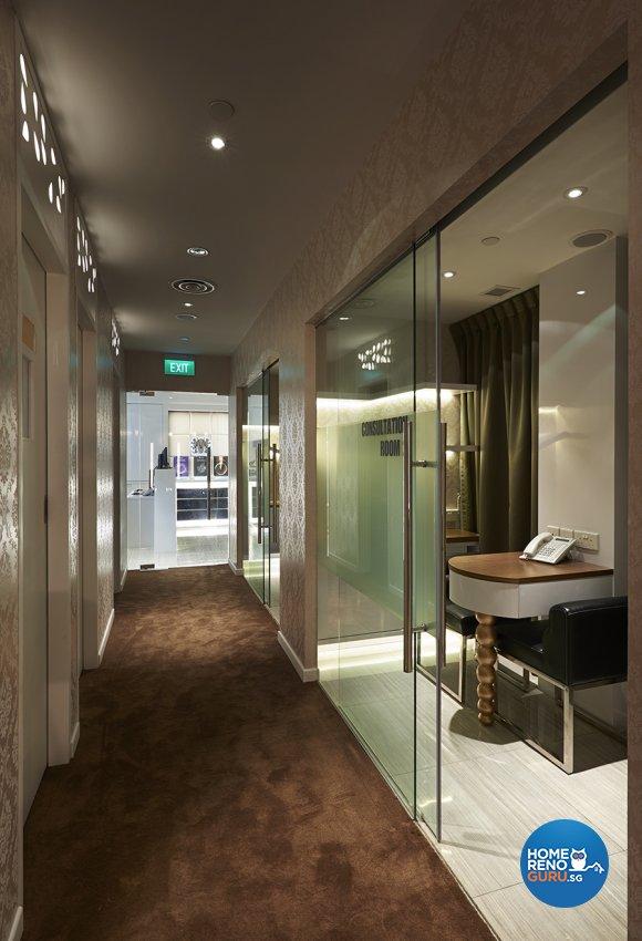 Contemporary Design - Commercial - Retail - Design by U-Home Interior Design Pte Ltd