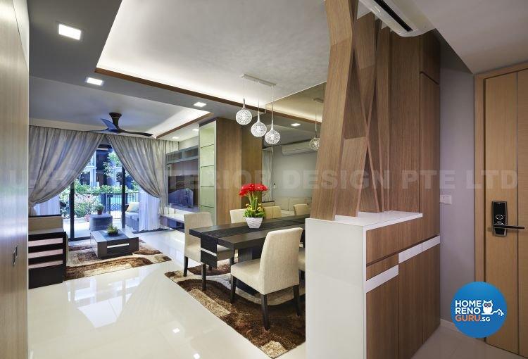 U-Home Interior Design Pte Ltd-Condominium package