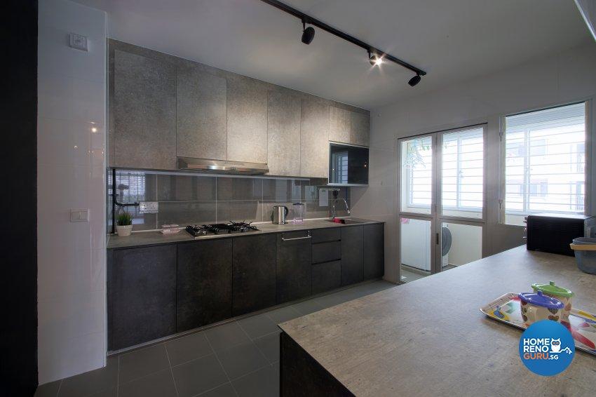 Country, Industrial, Scandinavian Design - Kitchen - Others - Design by DAP Atelier