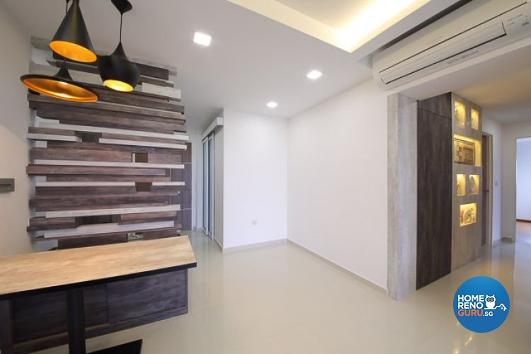 Modern, Rustic, Scandinavian Design - Dining Room - Others - Design by DAP Atelier