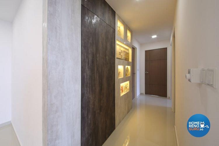 Modern, Rustic, Scandinavian Design - Living Room - Others - Design by DAP Atelier