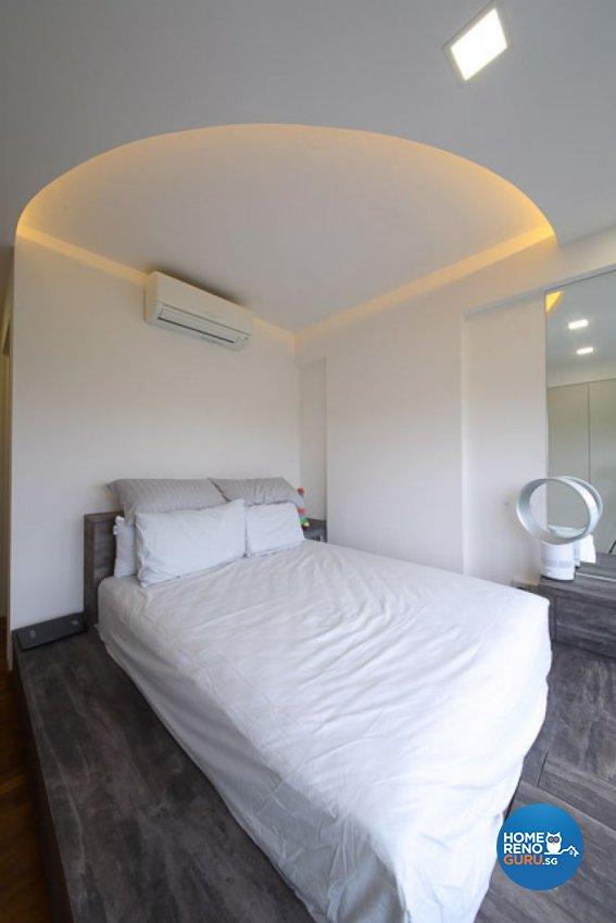Modern, Rustic, Scandinavian Design - Bedroom - Others - Design by DAP Atelier