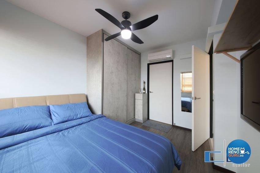 Industrial, Modern, Scandinavian Design - Bedroom - Others - Design by DAP Atelier