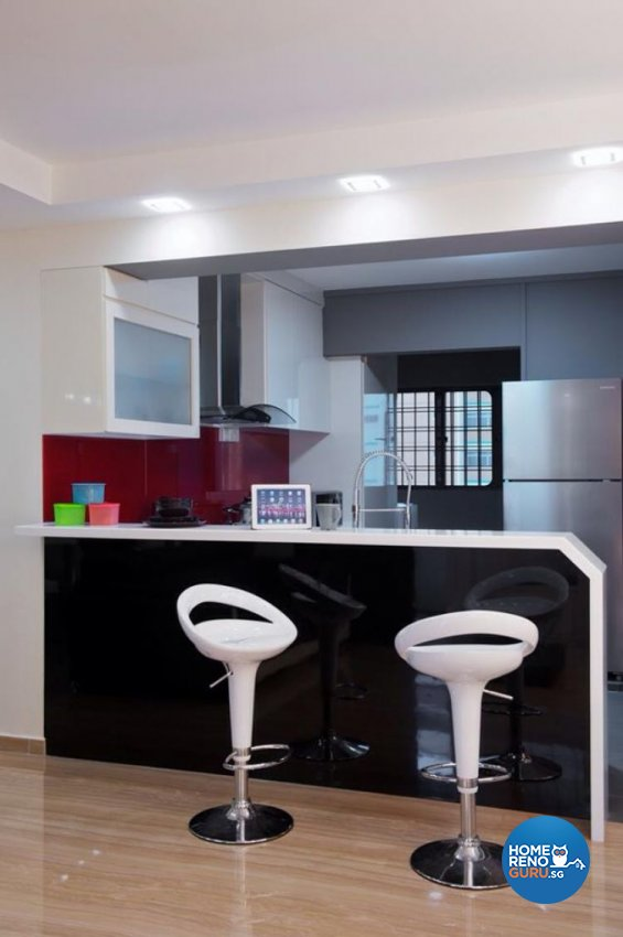 Classical, Minimalist, Modern Design - Kitchen - Others - Design by DAP Atelier