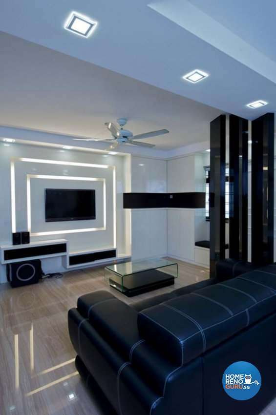 Classical, Minimalist, Modern Design - Living Room - Others - Design by DAP Atelier