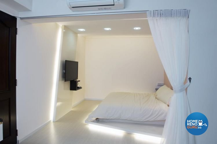 Classical, Minimalist, Modern Design - Bedroom - Others - Design by DAP Atelier