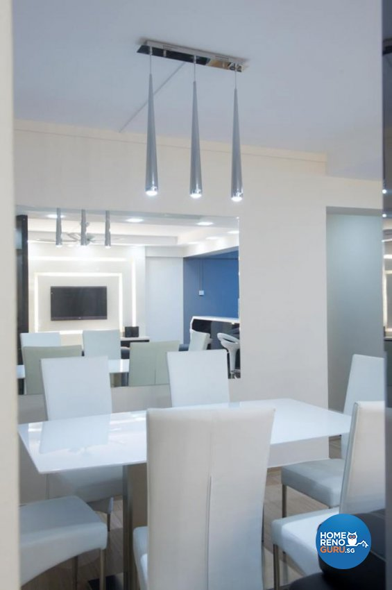 Classical, Minimalist, Modern Design - Dining Room - Others - Design by DAP Atelier