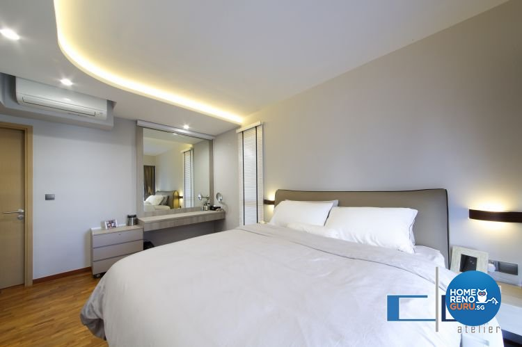 Modern, Resort, Tropical Design - Bedroom - Condominium - Design by DAP Atelier