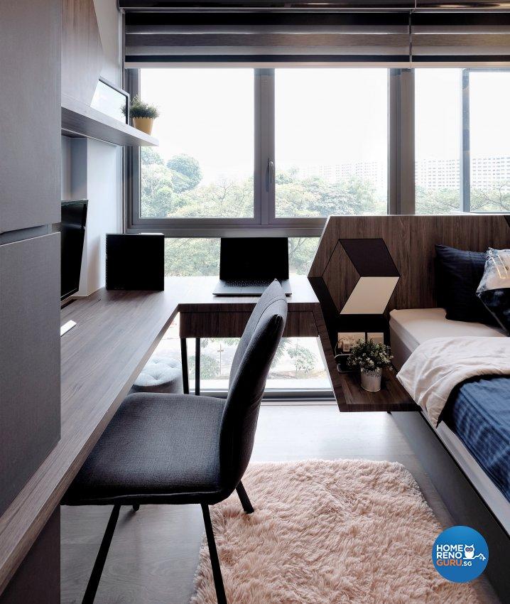 Contemporary, Modern Design - Bedroom - Condominium - Design by United Team Lifestyle