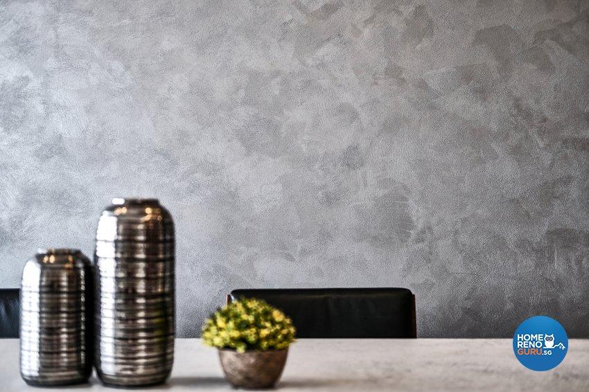 Contemporary, Minimalist, Modern Design - Dining Room - HDB 4 Room - Design by United Team Lifestyle
