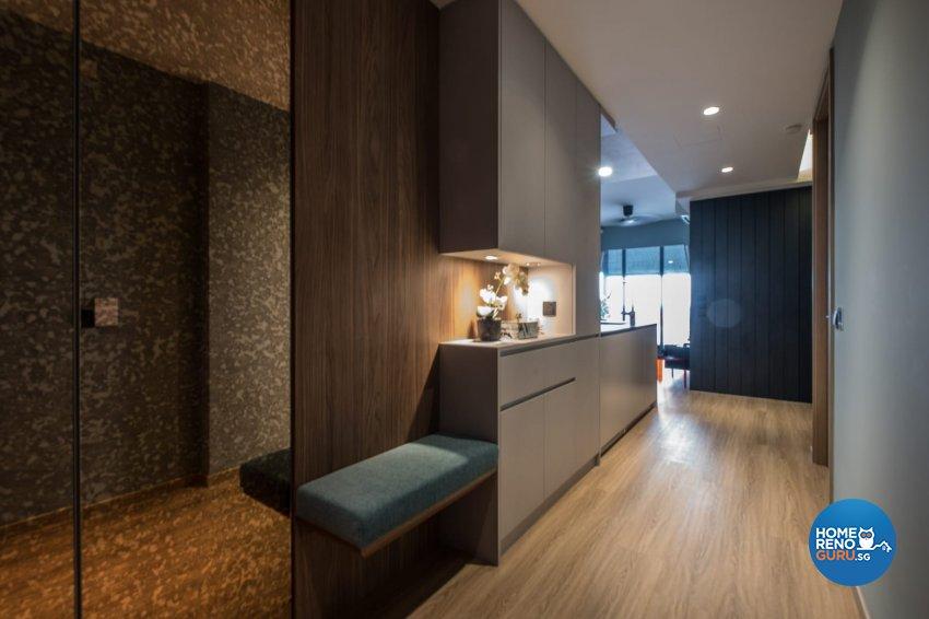 Contemporary, Minimalist, Modern Design -  - Condominium - Design by United Team Lifestyle