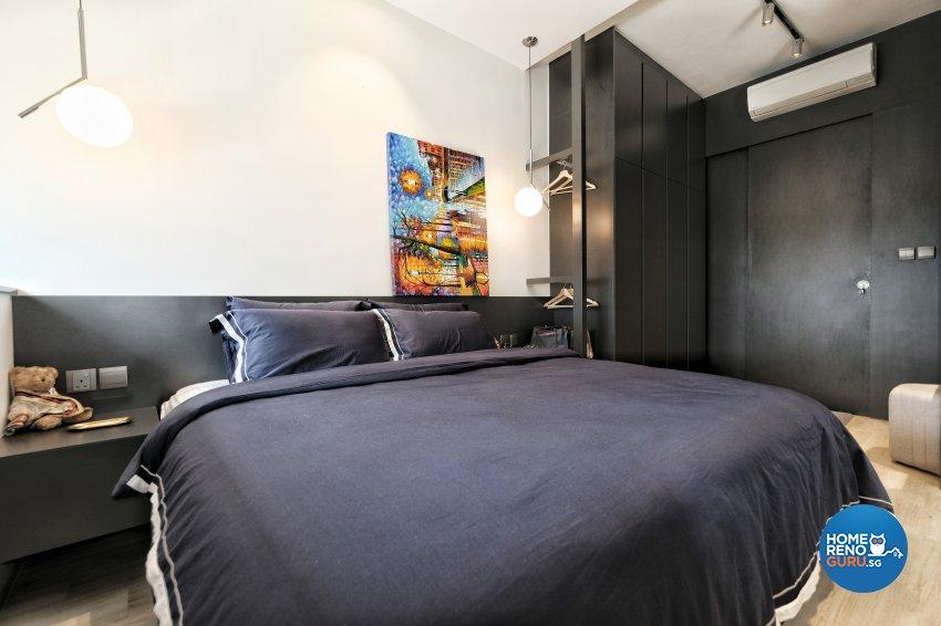 Contemporary, Minimalist Design - Bathroom - Condominium - Design by United Team Lifestyle