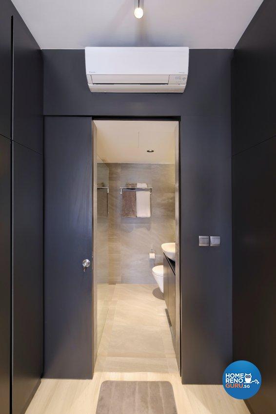 Contemporary, Minimalist Design - Bedroom - Condominium - Design by United Team Lifestyle