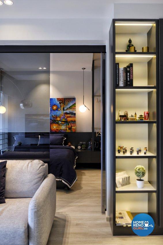Contemporary, Minimalist Design - Living Room - Condominium - Design by United Team Lifestyle