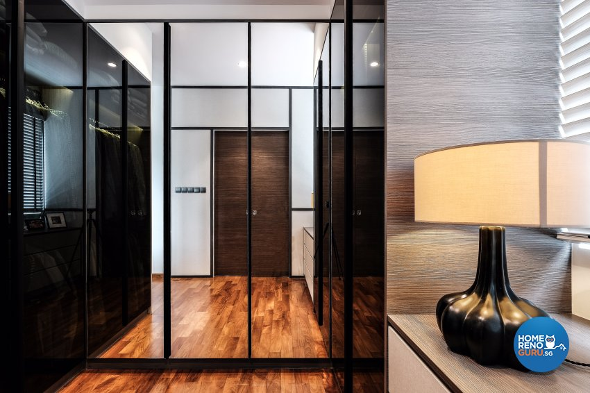 Contemporary, Modern Design - Bedroom - Landed House - Design by United Team Lifestyle