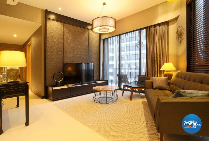Contemporary, Modern Design - Living Room - Condominium - Design by United Team Lifestyle