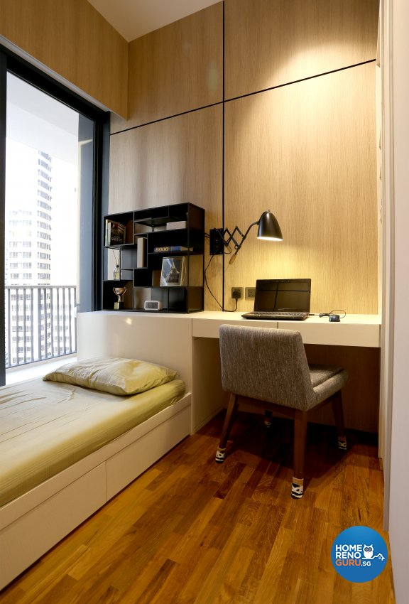 Contemporary, Modern Design - Bedroom - Condominium - Design by United Team Lifestyle