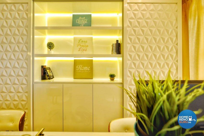 Contemporary, Modern Design - Living Room - Condominium - Design by United Team Lifestyle