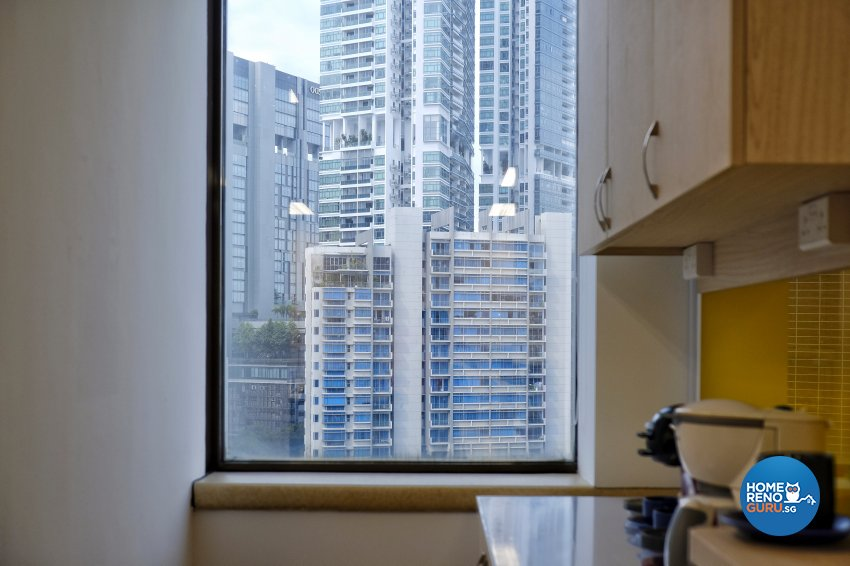 Contemporary Design - Kitchen - Office - Design by United Team Lifestyle