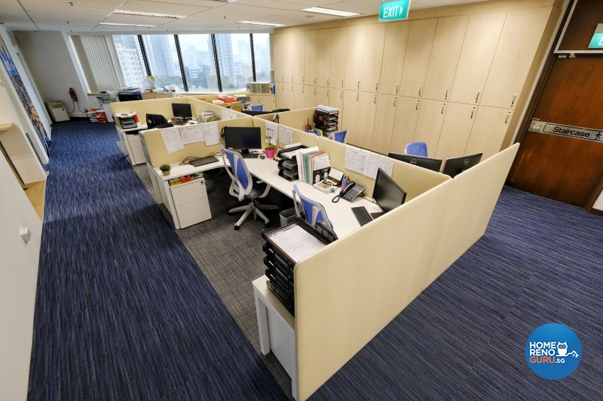 Contemporary Design - Commercial - Office - Design by United Team Lifestyle