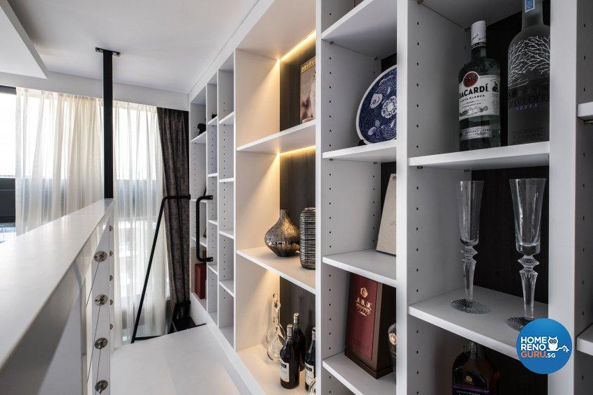 Contemporary, Modern Design - Study Room - Condominium - Design by United Team Lifestyle