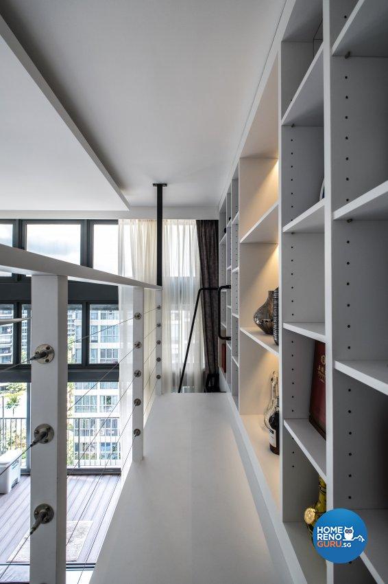 Contemporary, Modern Design - Entertainment Room - Condominium - Design by United Team Lifestyle