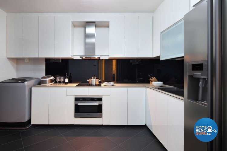Urban Design House Pte Ltd-Kitchen and Bathroom package