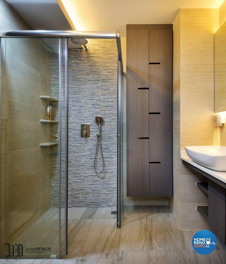 Resort Design - Bathroom - Condominium - Design by Urban Design House Pte Ltd