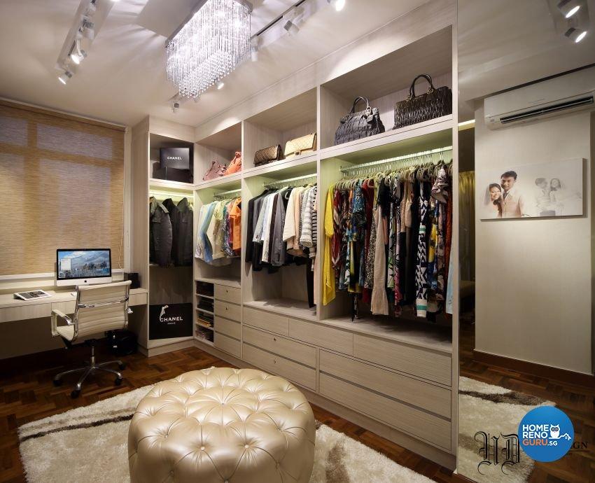 Resort Design - Bedroom - Condominium - Design by Urban Design House Pte Ltd