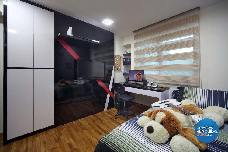Urban Design House Pte Ltd-HDB 3-Room package