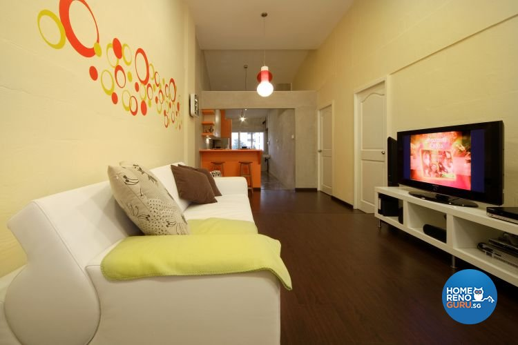 Vegas Interior Design Pte Ltd-HDB 3-Room package