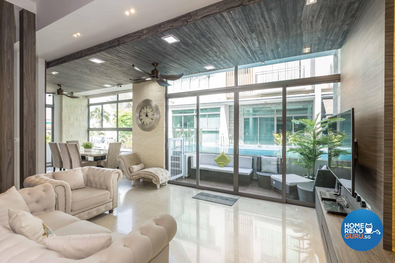 Vegas Interior Design Pte Ltd Castle House 4373 Singapore Interior