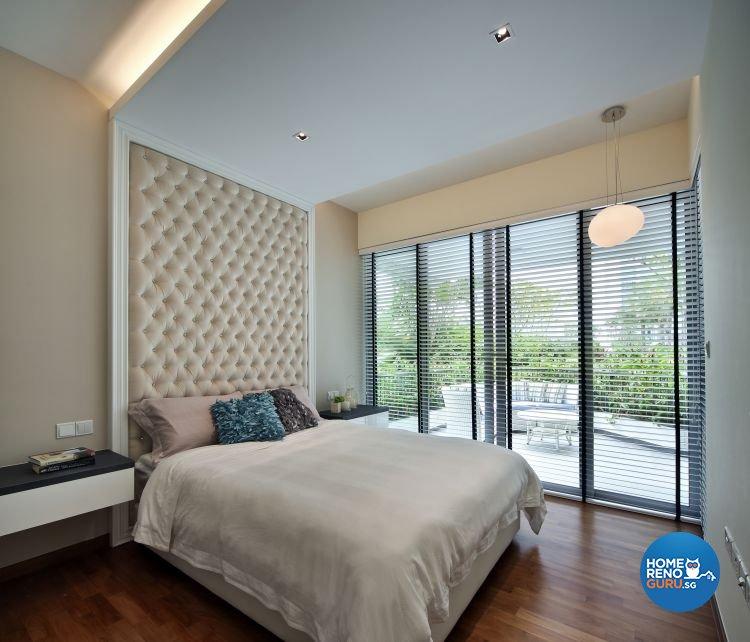 Minimalist, Modern Design - Bedroom - Condominium - Design by Vegas Interior Design Pte Ltd