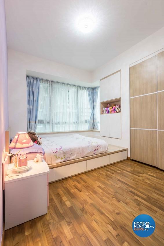 Scandinavian Design - Bedroom - Condominium - Design by Vegas Interior Design Pte Ltd