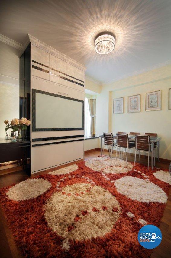 Classical, Modern, Vintage Design - Bedroom - Condominium - Design by Vegas Interior Design Pte Ltd