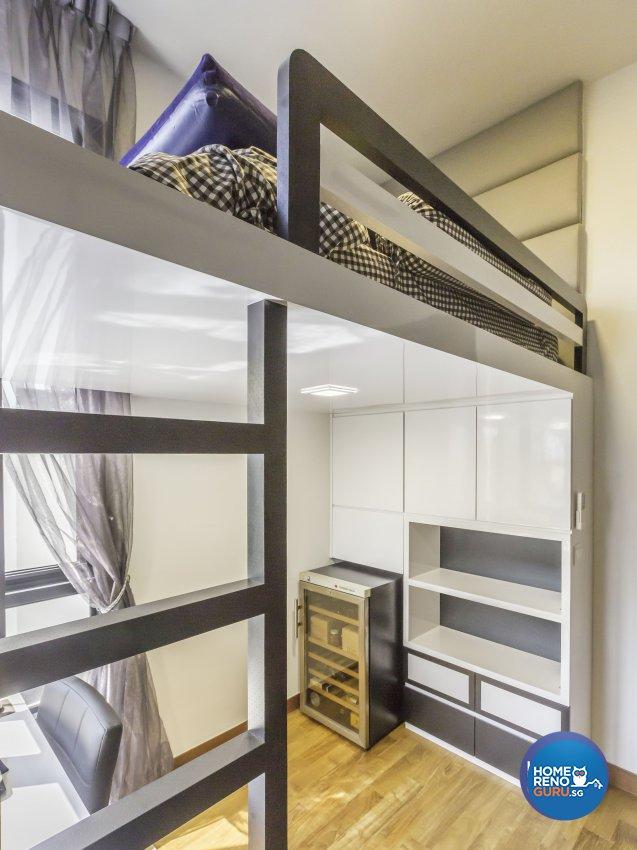 Classical Design - Bedroom - Condominium - Design by Vegas Interior Design Pte Ltd