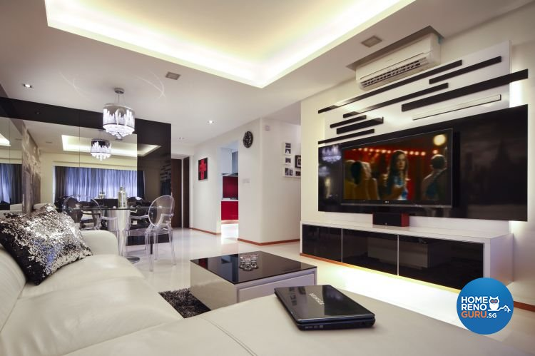 Vegas Interior Design Pte Ltd-HDB 4-Room package