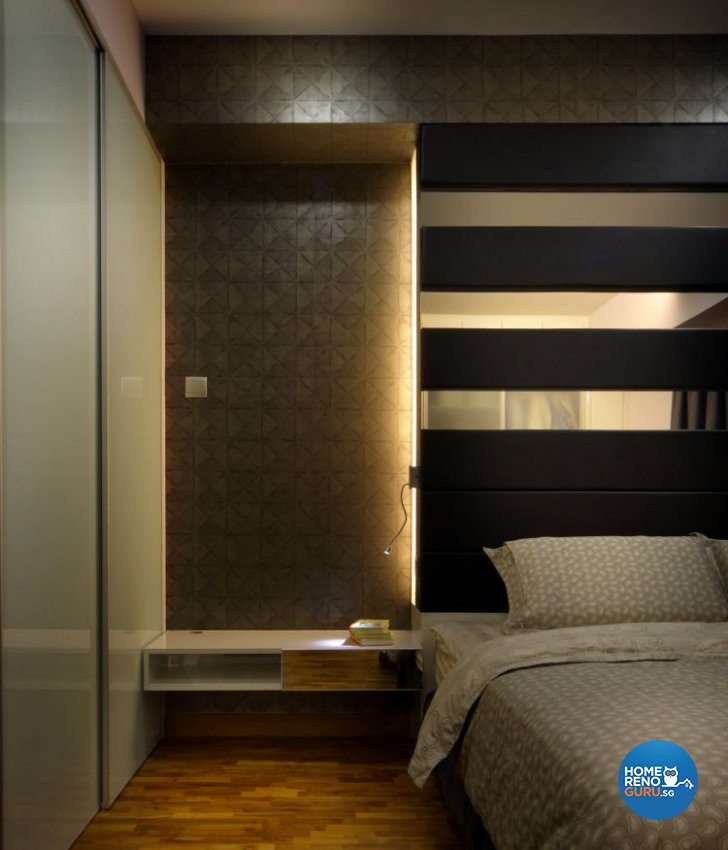Contemporary, Modern Design - Bedroom - Landed House - Design by Vegas Interior Design Pte Ltd