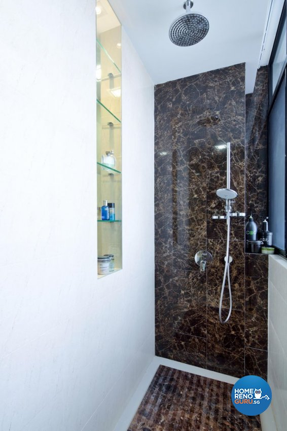 Modern Design - Bathroom - Condominium - Design by Vegas Interior Design Pte Ltd