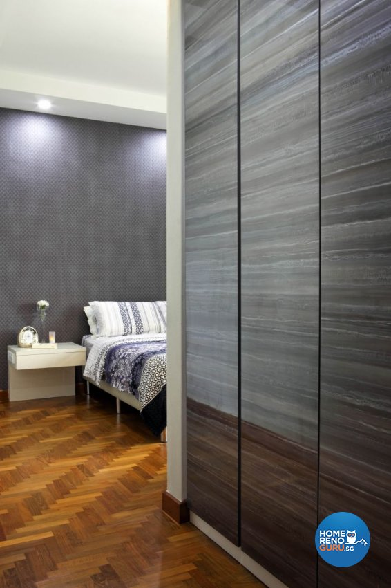Classical, Contemporary, Modern Design - Bedroom - Condominium - Design by Vegas Interior Design Pte Ltd